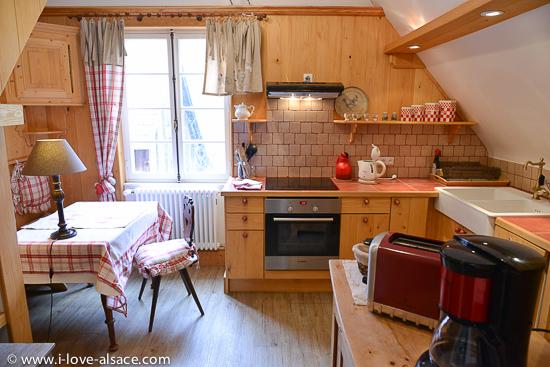 appartement de vacances en alsace d coration ambiance montagne for t chalet vue sur haut. Black Bedroom Furniture Sets. Home Design Ideas